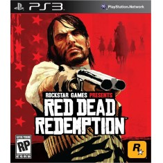 Foto Jogo Red Dead Redemption PlayStation 3 Rockstar