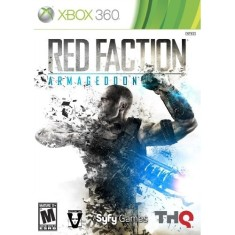 Foto Jogo Red Faction Armageddon Xbox 360 THQ