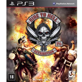 Foto Jogo Ride to Hell: Retribution PlayStation 3 Deep Silver
