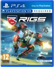 Jogo RIGS Mechanized Combat League PS4 Sony