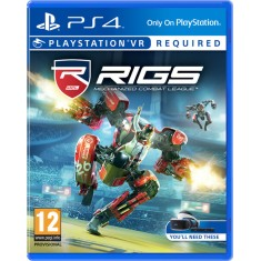 Foto Jogo RIGS Mechanized Combat League PS4 Sony