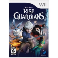 Foto Jogo Rise of the Guardians Wii D3 Publisher