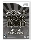 Jogo Rock Band: Metal Track Pack Wii EA