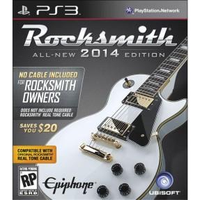 Foto Jogo Rocksmith 2014 PlayStation 3 Ubisoft