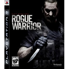 Foto Jogo Rogue Warrior PlayStation 3 Bethesda