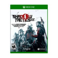 Foto Jogo Shadow Tactics Blades of the Shogun Xbox One Kalypso Media