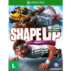 Foto Jogo Shape Up Xbox One Ubisoft