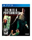 Jogo Sherlock Holmes: Crimes and Punishment PlayStation 3 Focus