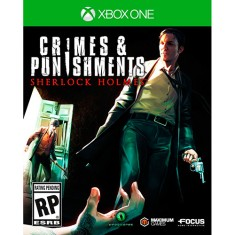 Foto Jogo Sherlock Holmes Crimes and Punishment Xbox One Focus