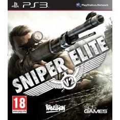 Foto Jogo Sniper Elite V2 PlayStation 3 505 Games