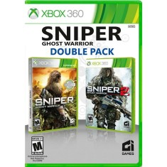 Foto Jogo Sniper Ghost Warrior: Double Pack Xbox 360 CI Games