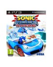 Jogo Sonic & All Star Racing Transformed PlayStation 3 Sega