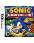 Jogo Sonic Classic Collection Sega Nintendo DS