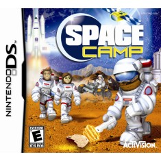 Foto Jogo Space Camp Activision Nintendo DS