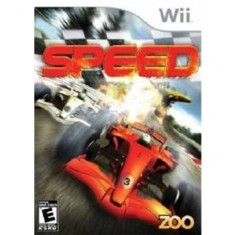 Foto Jogo Speed Wii Zoo Games