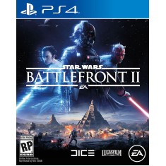 Foto Jogo Star Wars Battlefront II PS4 EA
