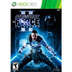 Foto Jogo Star Wars The Force Unleashed II Xbox 360 LucasArts