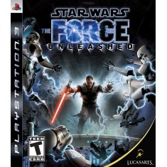 Foto Jogo Star Wars: The Force Unleashed PlayStation 3 LucasArts