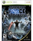Jogo Star Wars The Force Unleashed Xbox 360 LucasArts