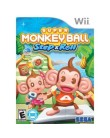 Jogo Super Monkey Ball Step & Roll Wii Sega