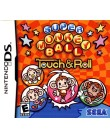 Jogo Super Monkey Ball Touch & Roll Sega Nintendo DS