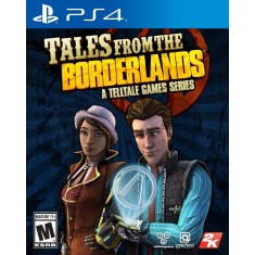 Foto Jogo Tales from the Borderlands PS4 2K