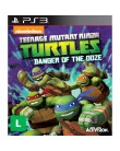 Jogo Tartarugas Ninjas: Danger of the Ooze PlayStation 3 Activision