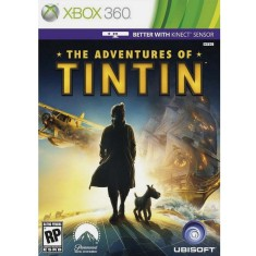 Foto Jogo The Adventures of Tintin Secret of the Unicorn Xbox 360 Ubisoft