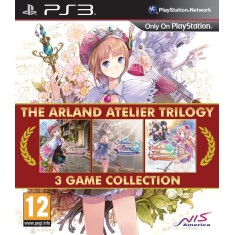 Foto Jogo The Arland Atelier Trilogy PlayStation 3 NIS