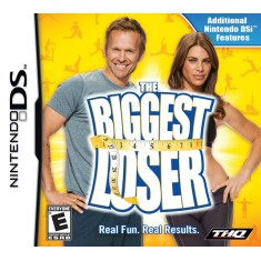 Foto Jogo The Biggest Loser THQ Nintendo DS
