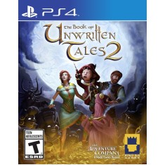 Foto Jogo The Book of UnwritteTales 2 PS4 The Adventura Company