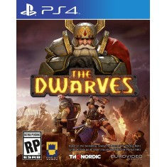 Foto Jogo The Dwarves PS4 Nordic Games