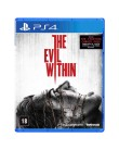 Jogo The Evil Within PS4 Bethesda