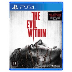 Foto Jogo The Evil Within PS4 Bethesda