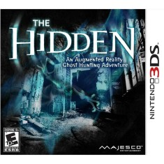 Foto Jogo The Hidden Majesco Entertainment Nintendo 3DS