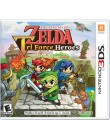 Jogo The Legend of Zelda: Tri Force Heroes Nintendo 3DS