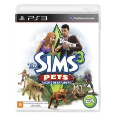 Foto Jogo The Sims 3: Pets PlayStation 3 EA
