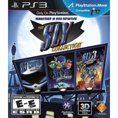 Foto Jogo The Sly Collection PlayStation 3 Sony