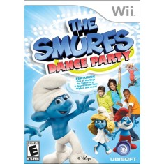 Foto Jogo The Smurfs: Dance Party Wii Ubisoft