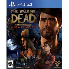 Foto Jogo The Walking Dead A New Frontier PS4 Telltale