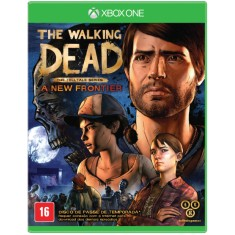 Foto Jogo The Walking Dead A New Frontier Xbox One Telltale