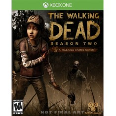 Foto Jogo The Walking Dead Season Two Xbox One Telltale