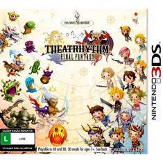 Foto Jogo Theatrhythm Final Fantasy Square Enix Nintendo 3DS