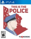Jogo This Is The Police PS4 Nordic Games