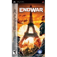 Foto Jogo Tom Clancy´s End War Ubisoft PlayStation Portátil
