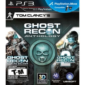 Foto Jogo Tom Clancy's: Ghost Recon Anthology PlayStation 3 Ubisoft