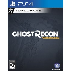 Foto Jogo Tom Clancy's Ghost Recon Wildlands PS4 Ubisoft