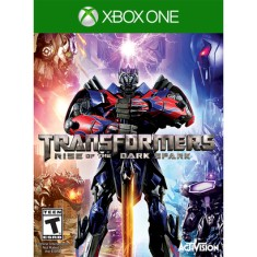 Foto Jogo Transformers Rise Of The Dark Spark Xbox One Activision