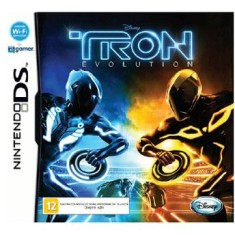 Foto Jogo Tron Evolution Disney Nintendo DS