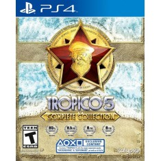 Foto Jogo Tropico 5 Complete Collection PS4 Kalypso Media